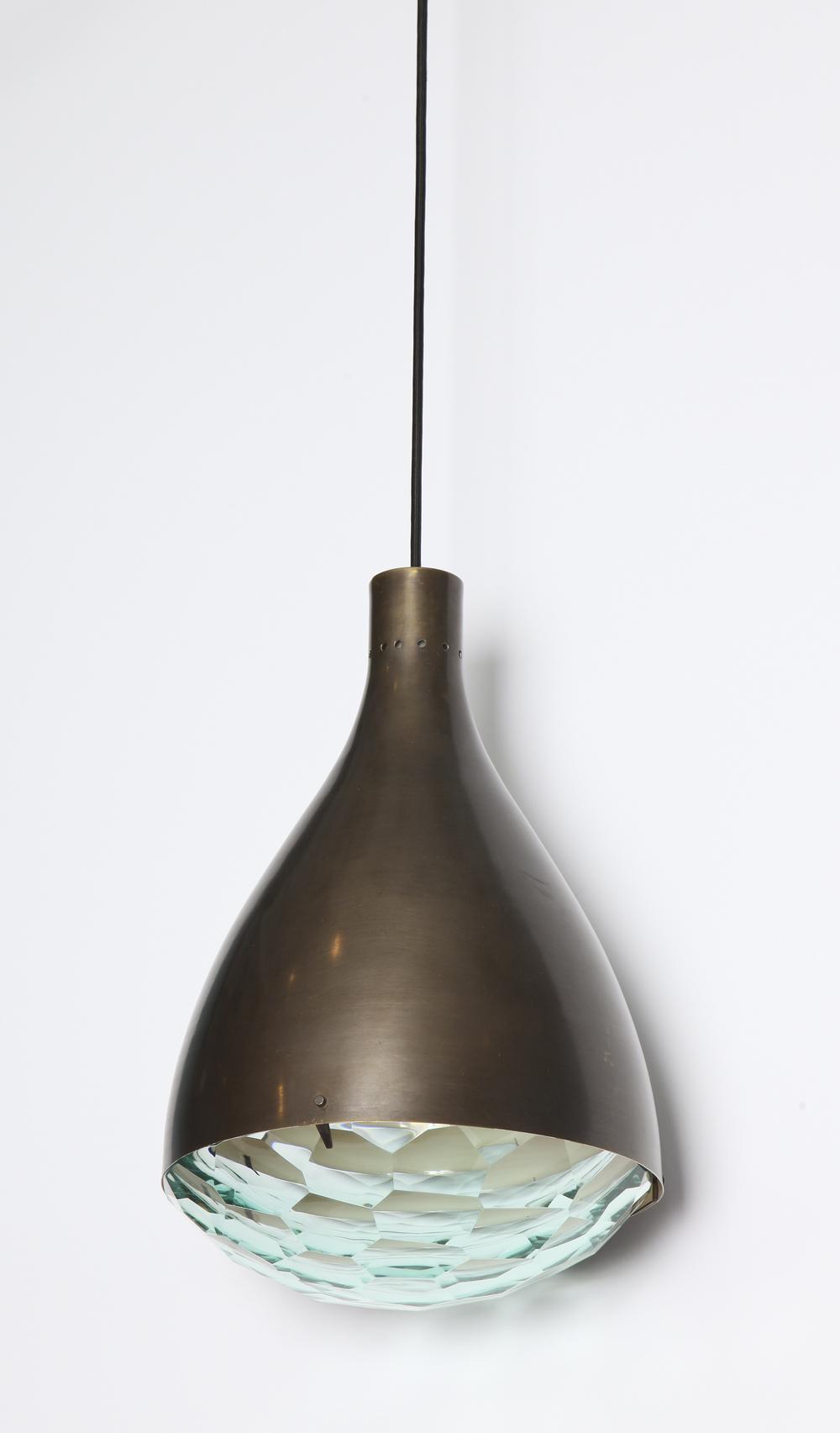 a87293a022b Rare Pendant  2220 by Max Ingrand for Fontana Arte — DONZELLA