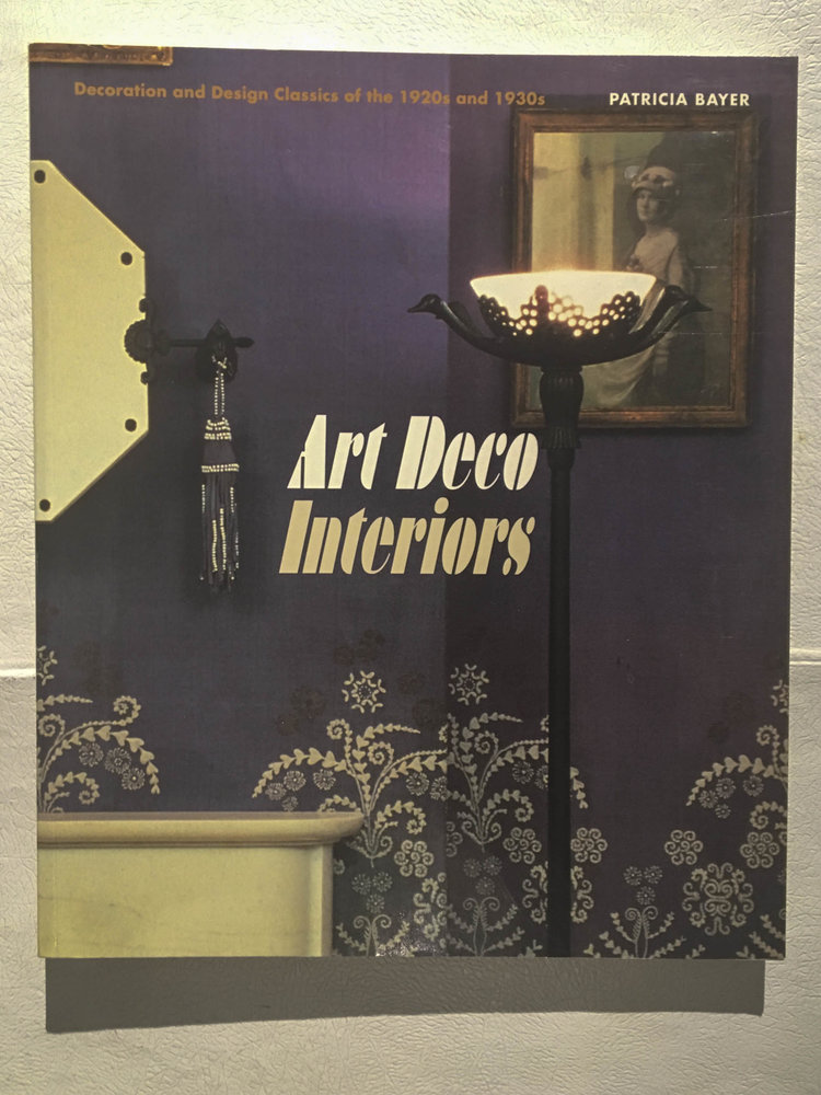 Art Deco Interiors Decoration And Design Classics Of The 1920 S And