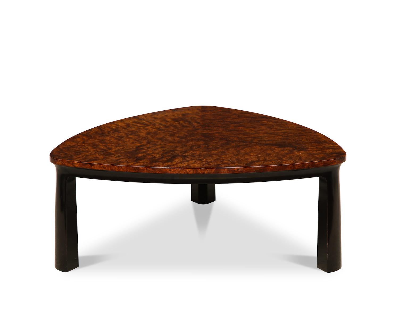 Edward Wormley Triangle Table #6129 For Dunbar