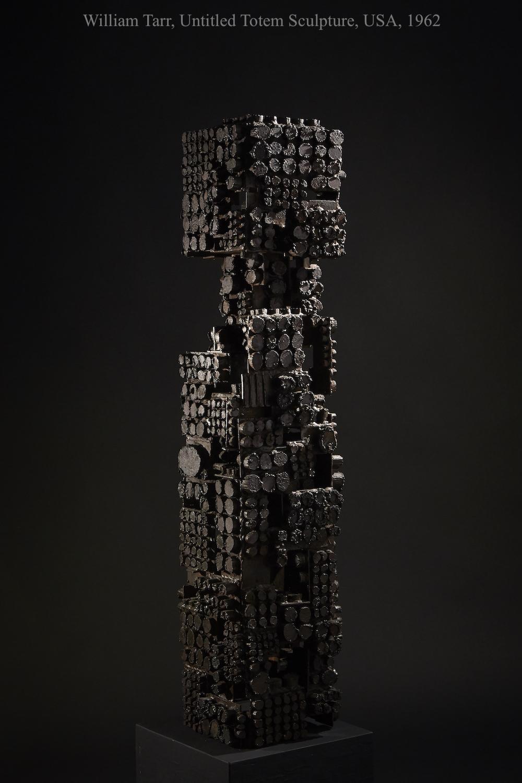 Bill Tarr Untitled Totem Sculpture 39495.jpg