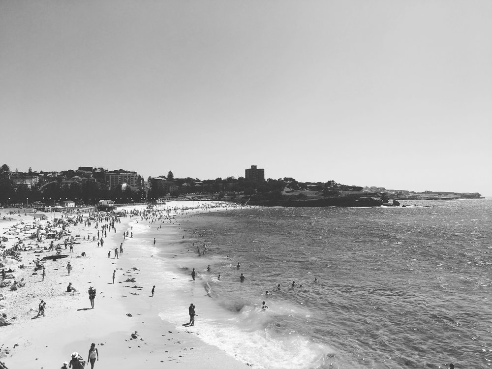 The Future Past    Coogee, Sydney, Australia