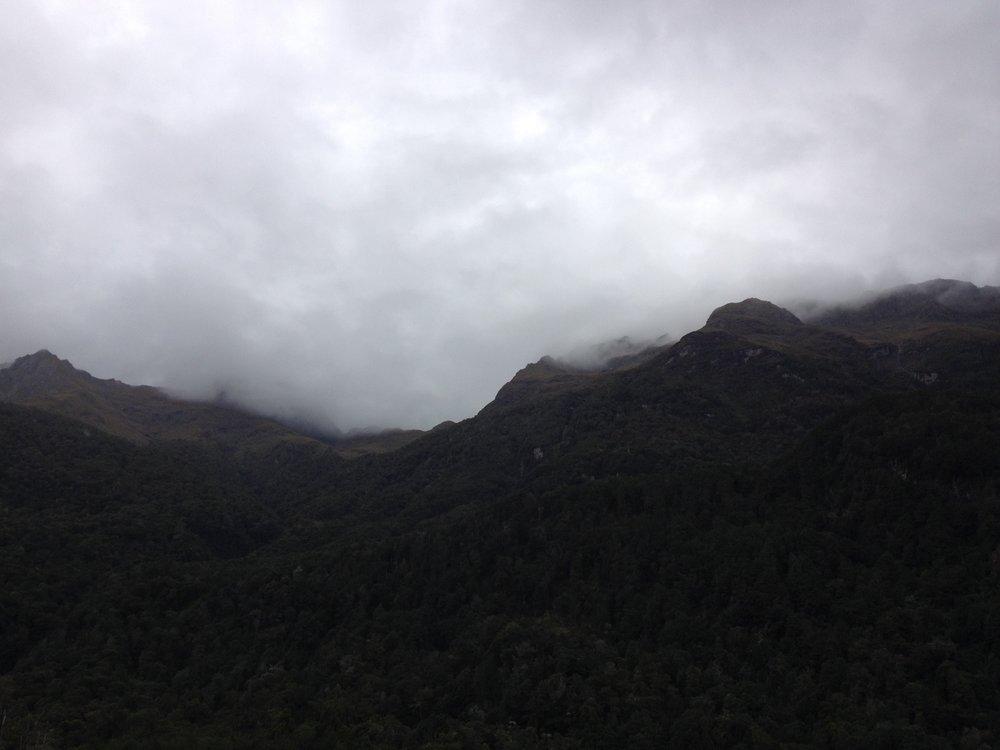 Geo-Rhythms South Island, New Zealand