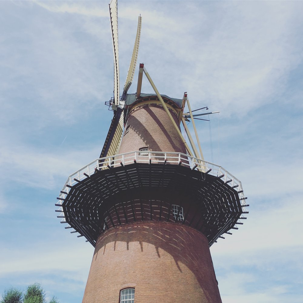 Windmolen   Utrecht, The Netherlands