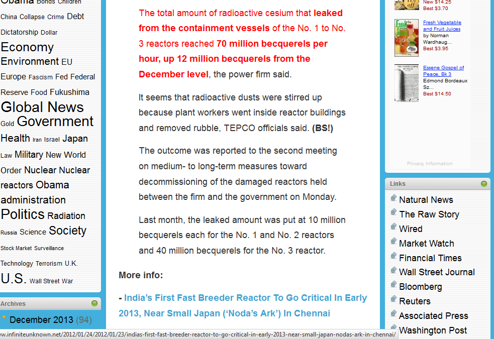 No. 1 to No. 3 reactors reached 70 million becquerels per hour.png