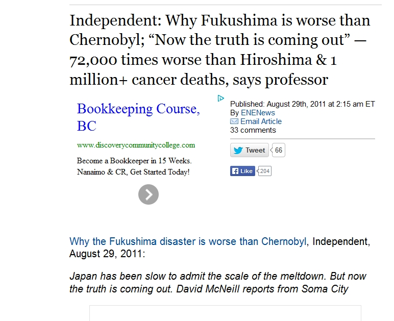 "Why Fukushima is worse than Chernobyl; ""Now the truth is coming out"" — 72,000 times worse than Hiroshima.jpg"