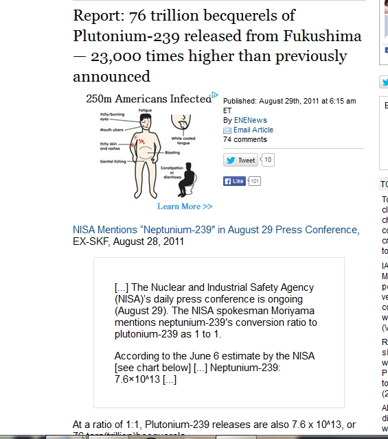 Report 76 trillion becquerels of Plutonium-239 released from Fukushima — 23,000 times higher than previously announced a.jpg