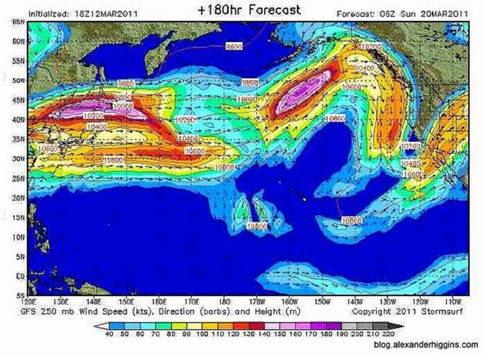 Transpacific jet streams carries Fukushima fallout.jpg