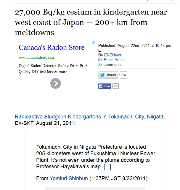 200 km 27,000 Bqkg cesium in kindergarten near west coast of Japan — 200+ km from meltdowns.jpg