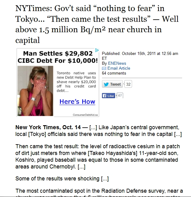 "220 km 999,999  bq NYTimes Gov't""nothing to fear""  — Well above 1.5 million Bqm².jpg"