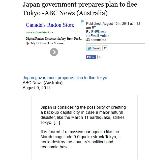 Japan government prepares plan to flee Tokyo -ABC News (Australia).jpg