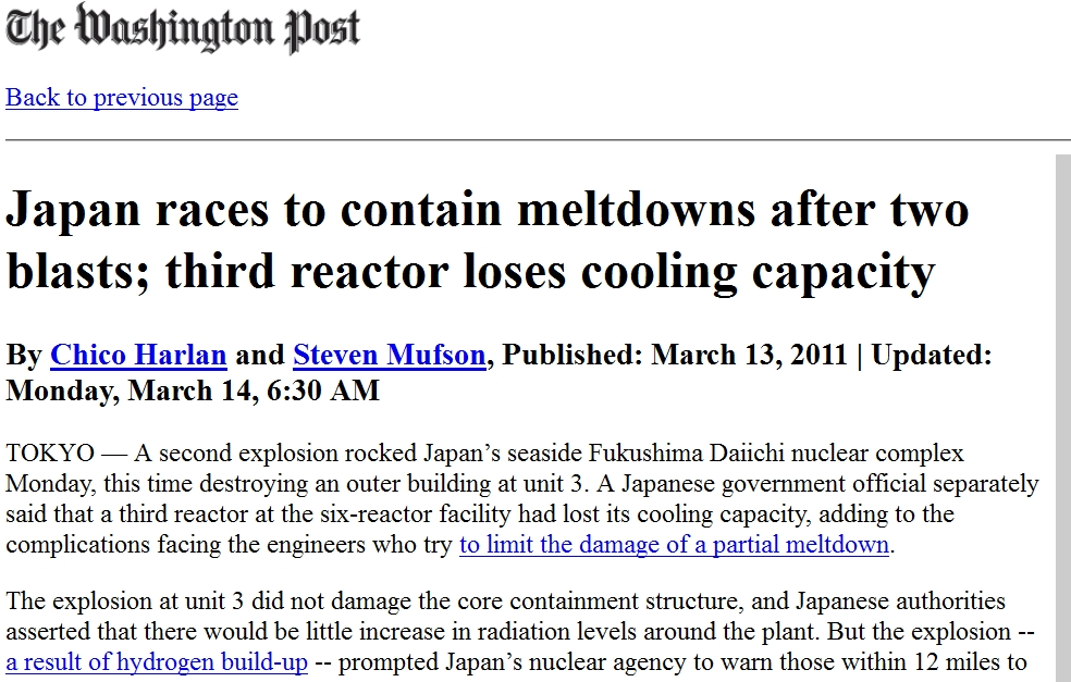 1a Japan races to contain meltdowns after two blasts; third reactor loses cooling capacity.jpg