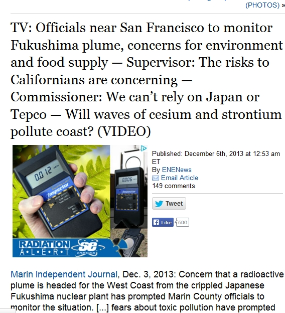 TV Officials near San Francisco to monitor Fukushima plume, concerns for environment and food supply.jpg