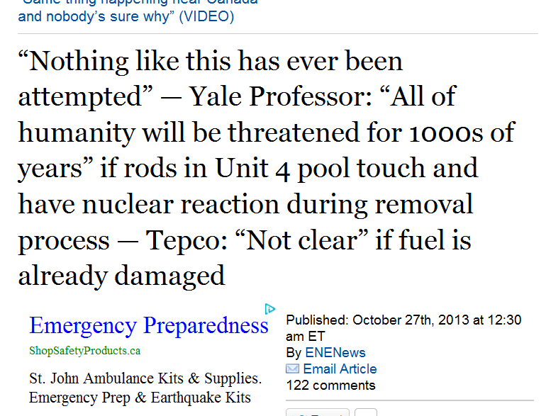 "Yale Professor ""All of humanity will be threatened for 1000s of years"" if rods in Unit 4 pool touch.png"