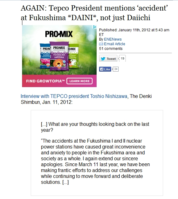 AGAIN Tepco President mentions 'accident' at Fukushima DAINI, not just Daiichi.jpg