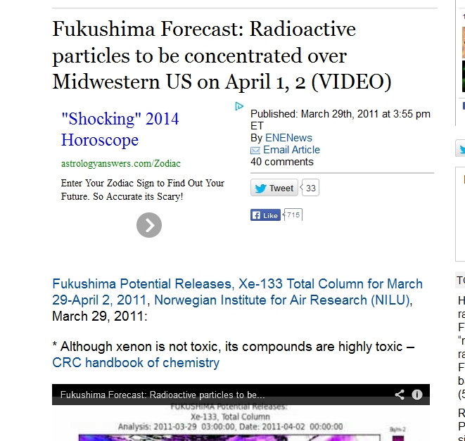 4t Fukushima Forecast Radioactive particles to be concentrated over Midwestern US on April 1, 2.jpg