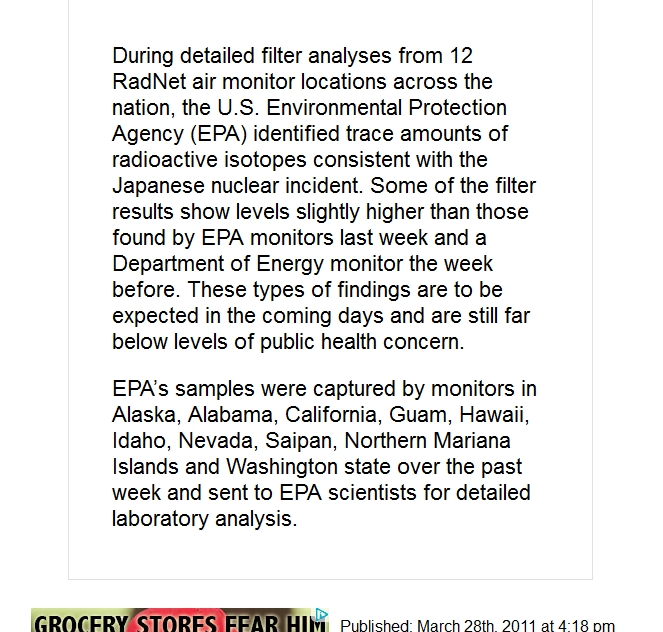 "EPA Radioactive isotope levels are increasing in US — ""These types of findings are to be expected in the coming days b.jpg"