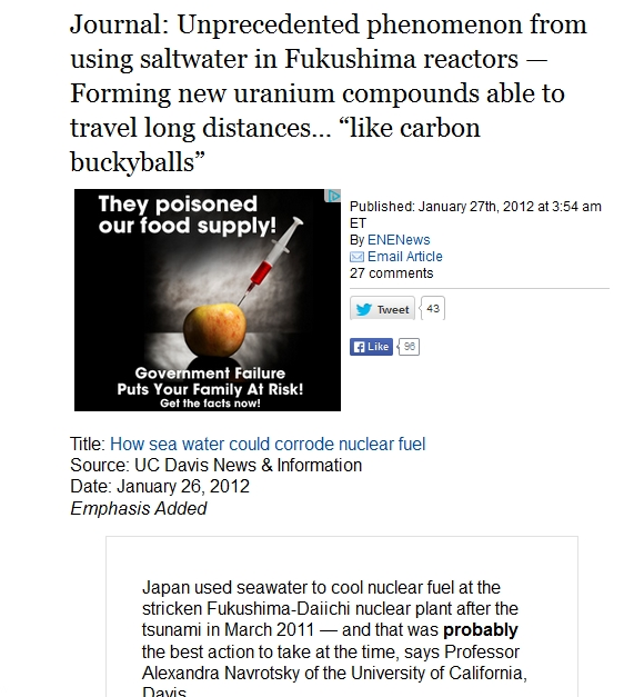 Journal Unprecedented phenomenon from using saltwater in Fukushima reactors.jpg