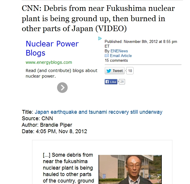 9 Debris  Fukushima  Debris  ground up, then burned in other parts of Japan.jpg