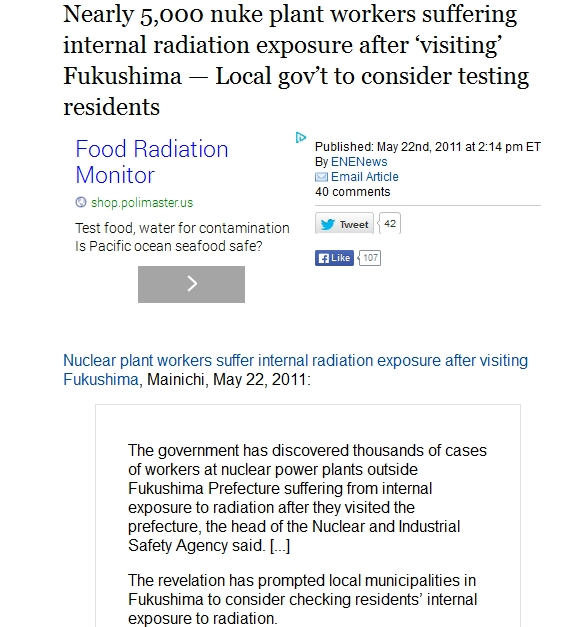 2 UN  studying Fukushima radiation wouldn't expect health effects children, workers 4.jpg