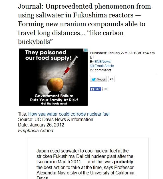 Journal Unprecedented phenomenon from using saltwater in Fukushima reactors.jpg