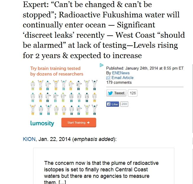 Radioactive Fukushima water will continually enter ocean.jpg