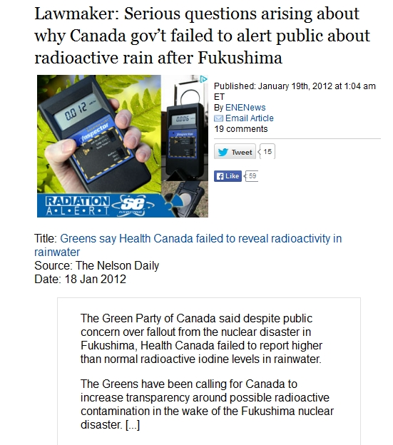 Serious questions arising about why Canada gov't failed to alert public about radioactive rain after Fukushima.jpg