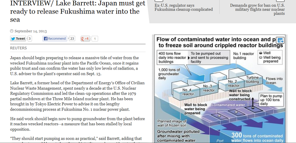 Lake Barrett Japan must get ready to release Fukushima water into the sea 1.png