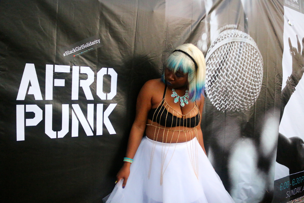 Afro Punk 2015