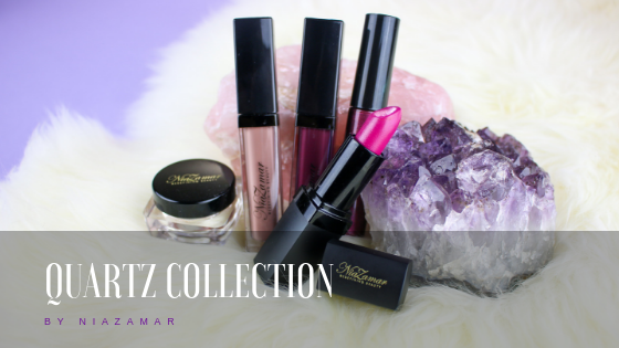 Treat your self! - Quartz Collection is all about your inner magic.