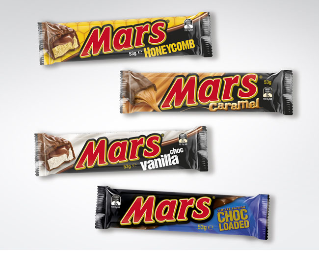 mars bars marketing For more information about mars chocolate please visit  wwwmarscom/australia/  marketing codes  our king-size mars ® bars have.