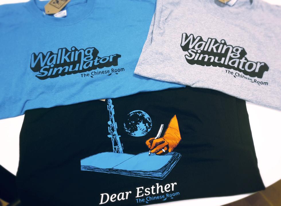 A sneak peek at the T-shirts!