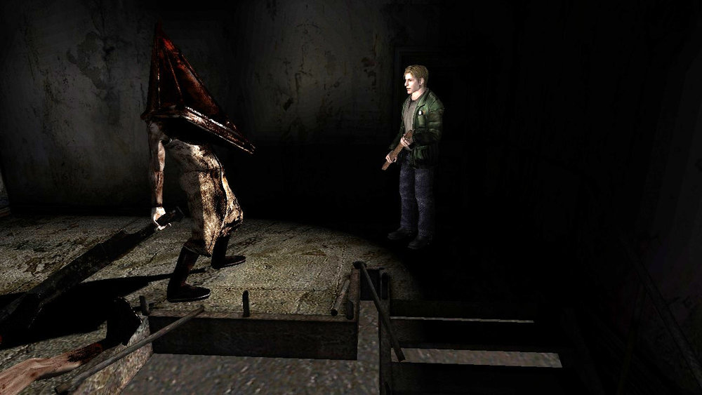 Silent Hill. Source: Silent Hill Wikia