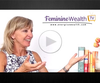 Feminine Wealth TV. Interview with Fiona Cosgrove.