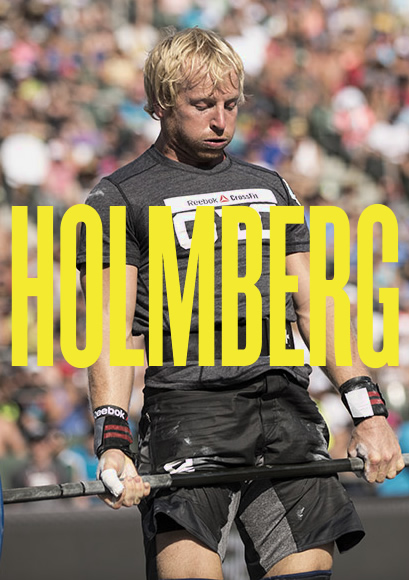 Graham Holmberg