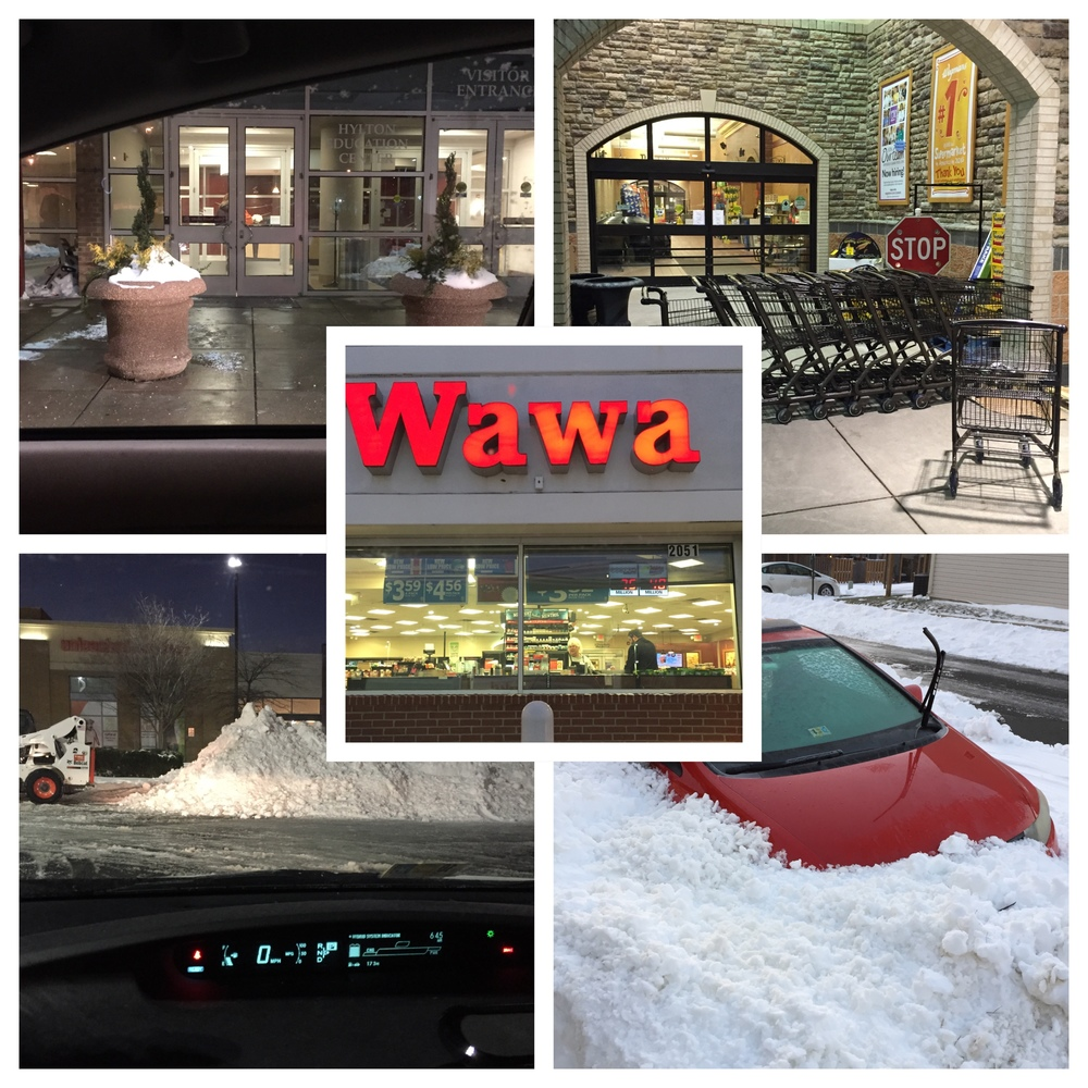 If you look really carefully, you can see my Wawa Grammaw in the window.