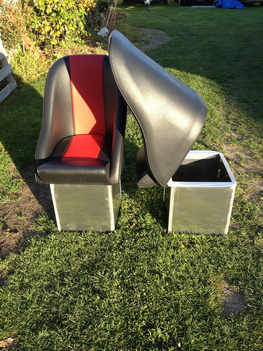 Front Bucket Seats
