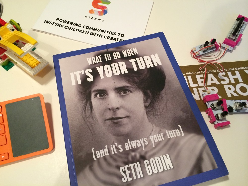 Seth Godin Its your turn book and STEAM Co (3) (Large).jpg