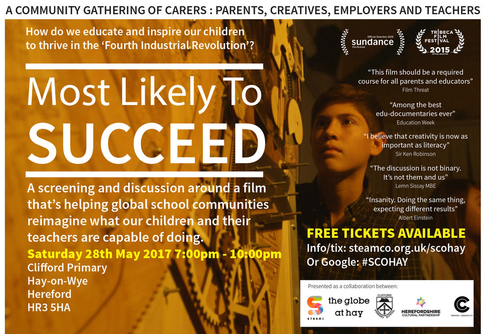 HAYMLS Most Likely To Succeed Screening flyer.jpg