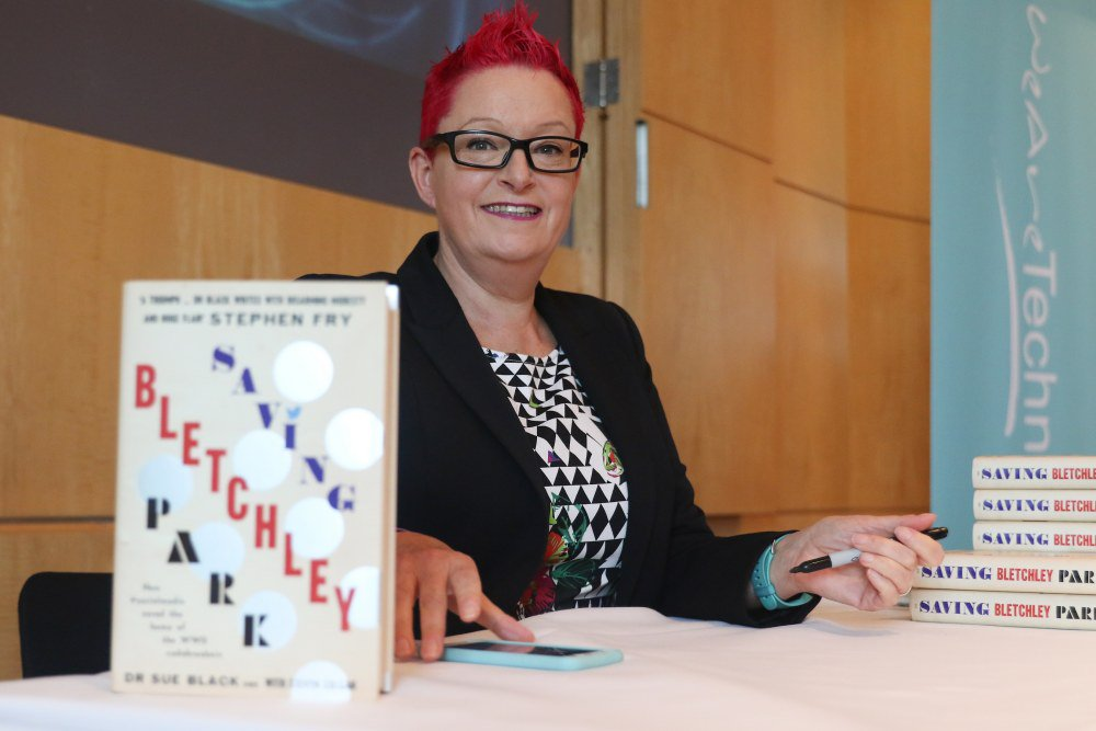 Sue black bletchley park book.jpg