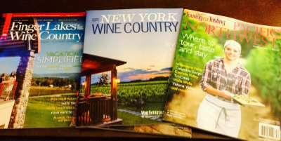 Finger Lakes wine publications
