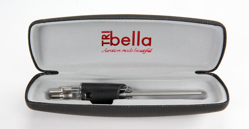 TRIbella™ wine aerator