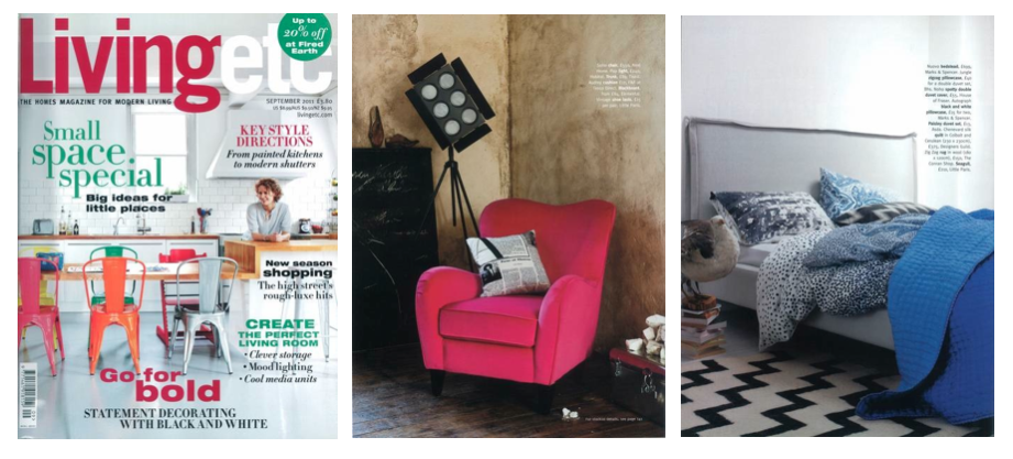 Living Etc / January 2011