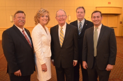 Law Day with Lamar Alexander, May 1, 2013.