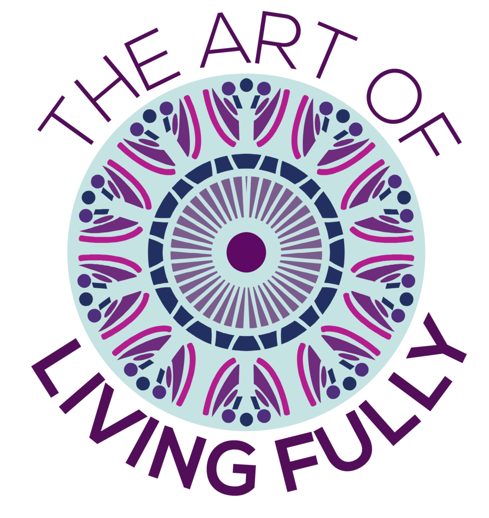 The Art of Living Fully - Logo