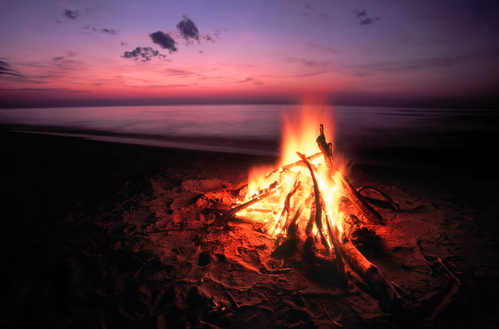 The Campfire - Where you learn the magic of business