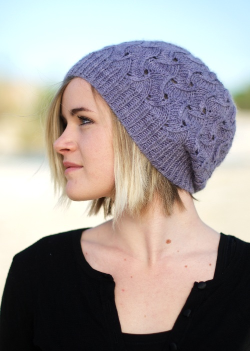 Perfect Slouchy Hat Free Knitting Pattern Pictures Sewing Pattern