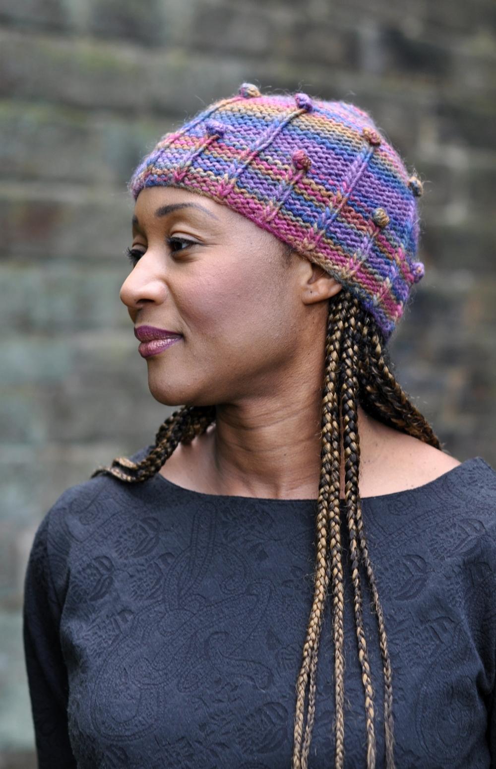 Giostra Hat knitting pattern