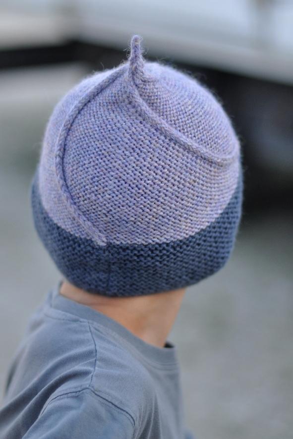 Álfur chullo pixie Hat pattern