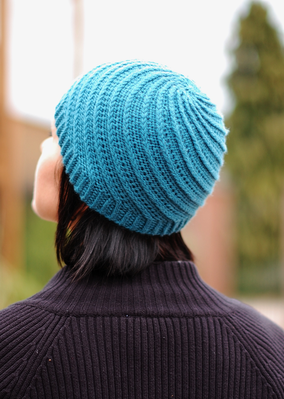 Wooly Hat Knitting Pattern : Basel Hat knitting pattern for worsted   Woolly Wormhead