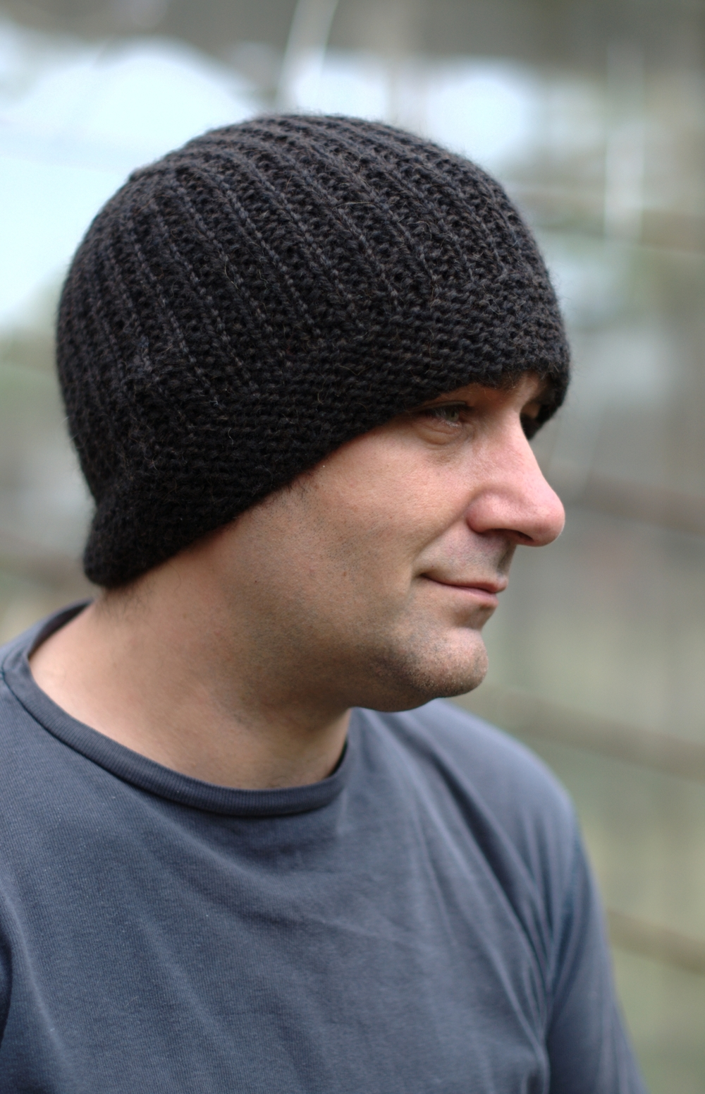 Geko Beanie knitting pattern — Woolly Wormhead